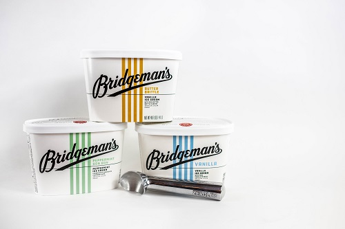Bridgeman's Half Gallon Tubs