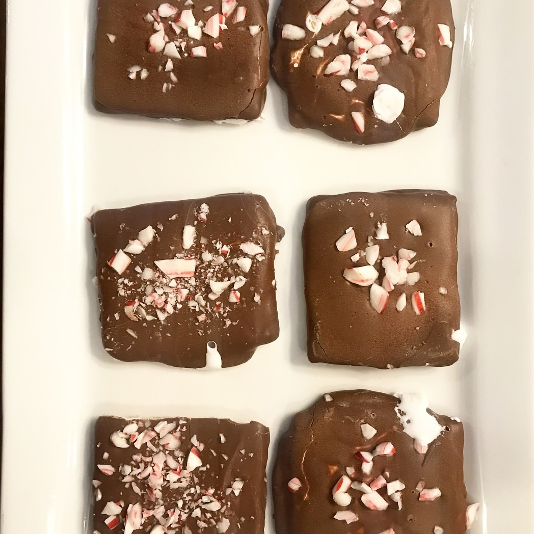 Twin Cities Live - Peppermint S'mores Cookies Intro Photo